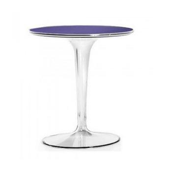 Kartell-8600V4-Beistelltisch-TipTop-violett-0