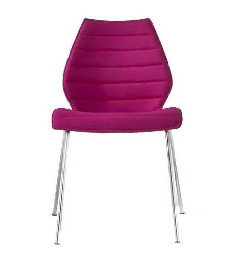 kartell maui soft stuhl divina pink online kaufen bei woonio
