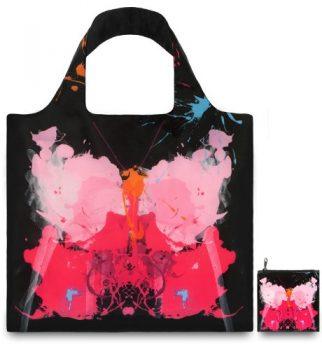 Loqi-ANPB-Design-Einkaufstasche-Anima-Parrot-und-Butterfly-0