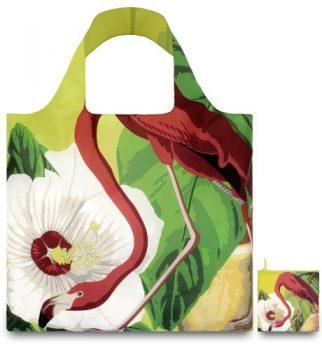 Loqi-BOFL-Design-Einkaufstasche-Botany-Flamingo-0