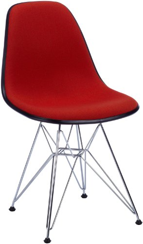 vitra 4401520003960100 stuhl dsr eames plastic side chair mit vollp hopsak basic. Black Bedroom Furniture Sets. Home Design Ideas