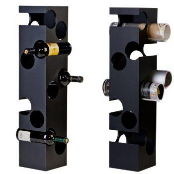 Weinregal-Corner-schwarz-0