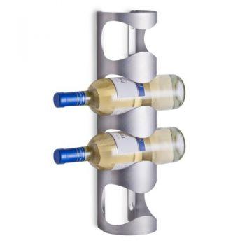 Zeller-27365-Wand-Flaschenhalter-115-x-98-x-45-cm-edelstahl-0