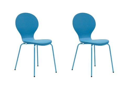 designbotschaft parma stuhlset t rkis online kaufen bei. Black Bedroom Furniture Sets. Home Design Ideas