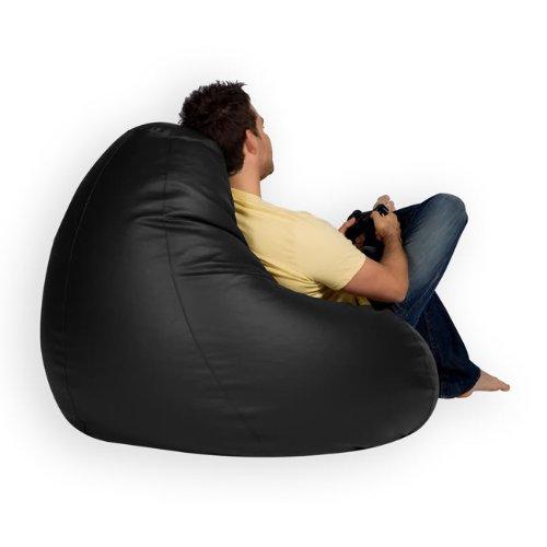 Bean bag bazaar gaming sitz sack designer liegesessel for Design liegesessel