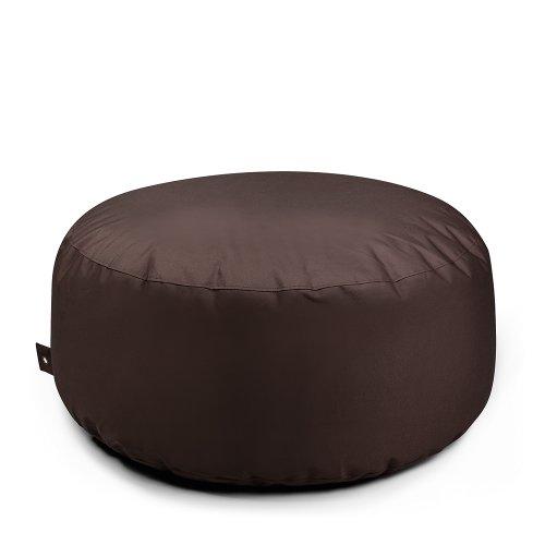 pushbag sitzsack cake fabric rund 115 cm latte 250l online kaufen bei woonio. Black Bedroom Furniture Sets. Home Design Ideas