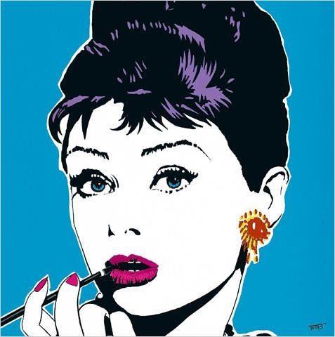 Tomas-Viana-Lips-II-b-Poster-Kunstdruck-70-x-70cm-0
