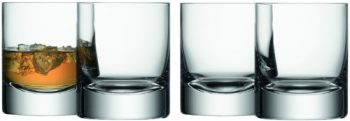 Whiskyglas-Bar-Set-mit-4-Stck-klar-250ml-0
