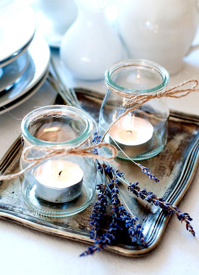 Lavendel eignet sich sehr gut als dekoration wohnidee by - Dekoration lavendel ...