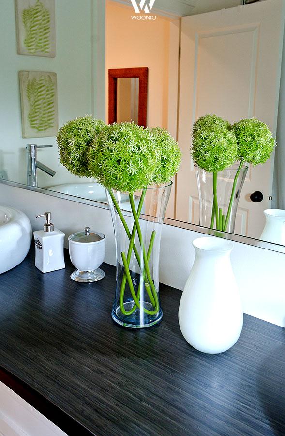 Dekoideen fürs Badezimmer - Wohnidee by WOONIO