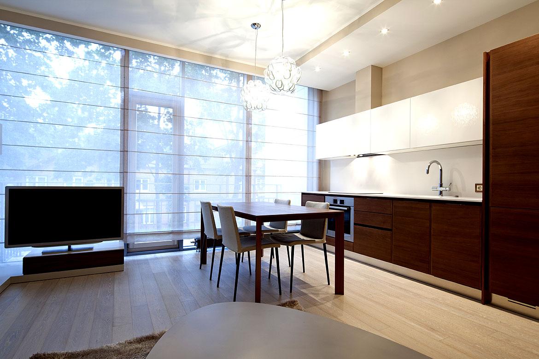 wunderbar auf die k che abgestimmt wohnidee by woonio. Black Bedroom Furniture Sets. Home Design Ideas