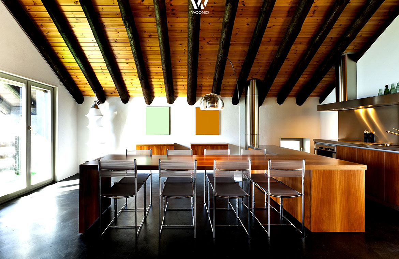 transparente st hle sind selten und nehmen keinen visuellen raum ein wohnidee by woonio. Black Bedroom Furniture Sets. Home Design Ideas