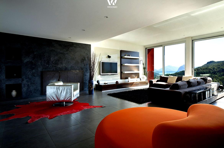 Ein Wunderbares Beispiel Wie Auch Unterschiedliche Möbelstile Im