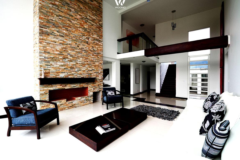 Wohnideen Wohnzimmer Mit Kamin – MiDiR