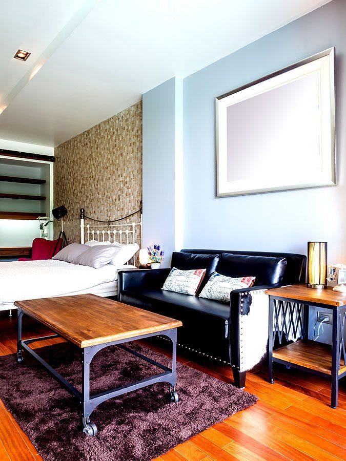 vintage stil im wohnzimmer ist ein gutes gegenbeispiel zu