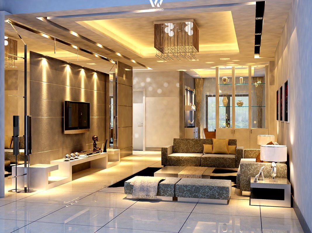 wie licht im wohnzimmer alles sehr edel erscheinen lassen kann zeigt diese gestaltungsidee. Black Bedroom Furniture Sets. Home Design Ideas