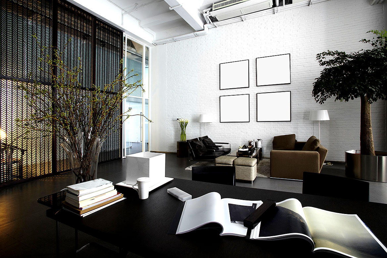 modern wohnen mit diesem speziellen wohnzimmer wohnidee by woonio. Black Bedroom Furniture Sets. Home Design Ideas