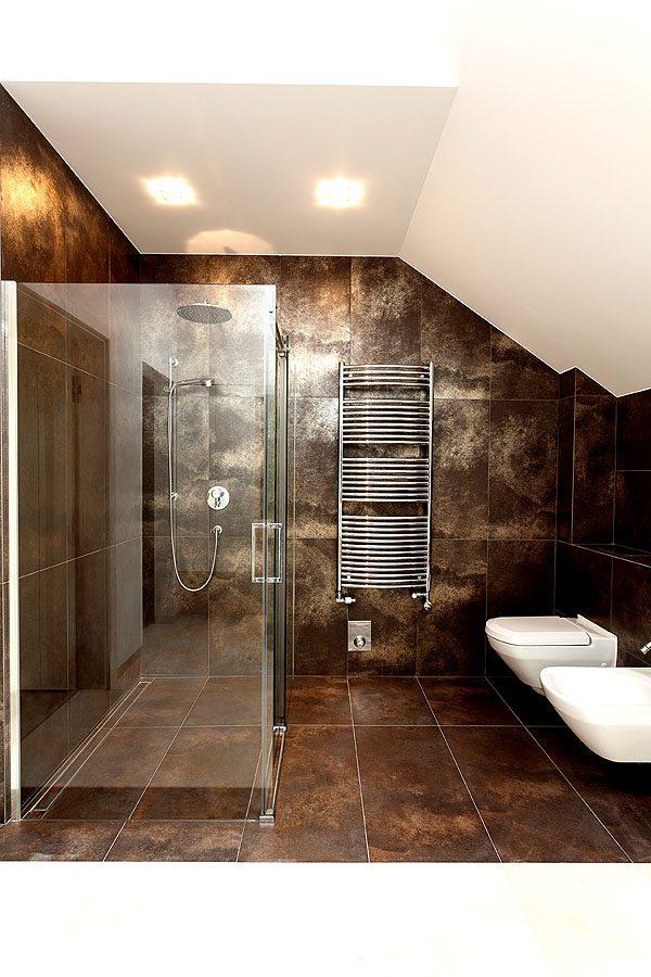 Dieses Braun Gold Schimmernde Badezimmer Würde Wohl Jeder Besitzen