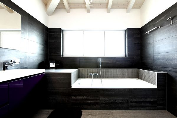 wunderschoene duschvorhaenge ideen, duschvorhänge & wohnaccessoires online bestellen - woonio, Design ideen