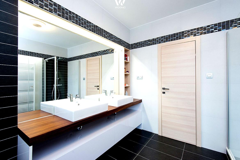 Große Spiegel machen auch kleine Bäder um einiges größer - Wohnidee ...