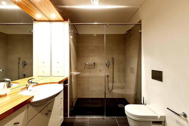 Auch ein kleines badezimmer kann sehr schick sein for Badezimmer wohnideen