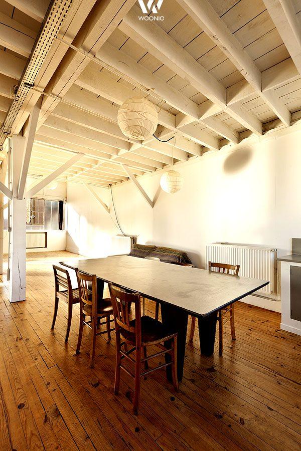 hohe decken im essbereich geben das gef hl von purer freiheit wohnidee by woonio. Black Bedroom Furniture Sets. Home Design Ideas