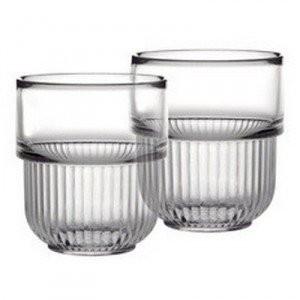 Authentics-Kali-Becher-2er-Set-Stapelbar-Transparent-Klar-Kunststoff-1300500-0