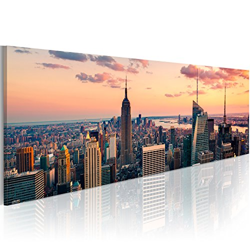 bilder 135x45 cm xxl format fertig aufgespannt top vlies leinwand 1 teilig wand bild. Black Bedroom Furniture Sets. Home Design Ideas