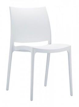 CLP-Design-Kunststoffstuhl-MAYA-stapelbar-wasserabweisend-UV-bestndig-aus-bis-zu-8-Farben-whlen-weiss-0