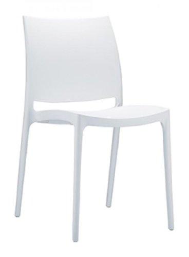clp design k chenstuhl stapelstuhl gartenstuhl maya. Black Bedroom Furniture Sets. Home Design Ideas