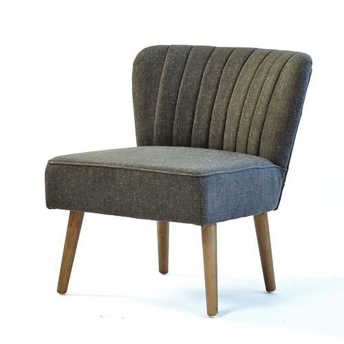 clubsessel cocktailsessel sessel hamburg gepolstert holzf e anthrazit online kaufen bei woonio. Black Bedroom Furniture Sets. Home Design Ideas
