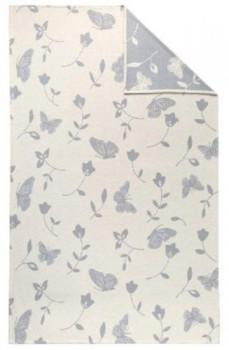 Cotton-Pur-1967800-Jacquard-Decke-150-x-200-cm-beige-grau-0