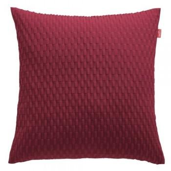 Esprit-Home-50015-063-50-50-Kissenhlle-Beat-Gre-50-x-50-cm-weinrot-purpur-0