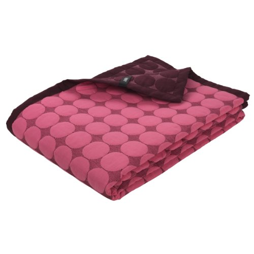 hay tagesdecke baby dot quilt pink design online. Black Bedroom Furniture Sets. Home Design Ideas
