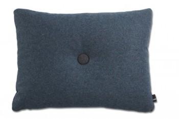 HAY-NEU-Kissen-Dot-Cushion-Divina-Melange-petrol-873-grn-100-Schurwolle-0