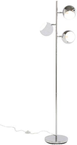 Kare-69841-Standleuchte-Calotta-Chrom-026-Meter-x-040-Meter-x-151-Meter-0