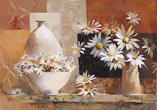 Keilrahmen-Bild-Willem-Haenraets-Vintage-Flowers-II-50-x-70-cm-0