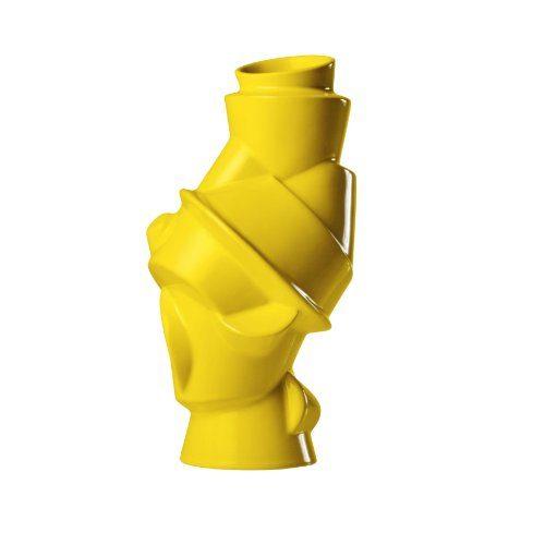 Muuto-Closely-Separated-Vase-gelb-H-27cm-0