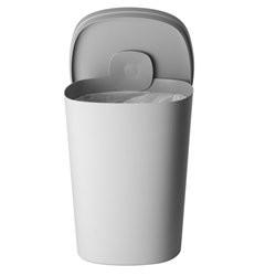 Muuto-Hideaway-Papierkorb-grau-0