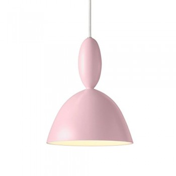 Muuto-Mhy-Pendelleuchte-rosa-matt--20cm-0