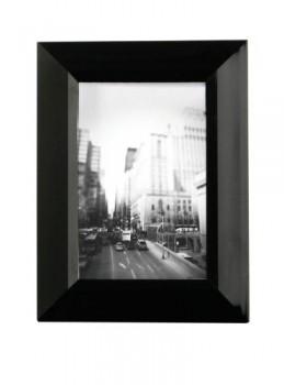 Premier-Housewares-Bilderrahmen-10-x-15-cm-Kunststoff-schwarz-0