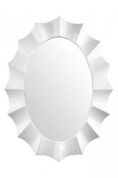 Premier-Housewares-Ovaler-Wandspiegel-Wei-0