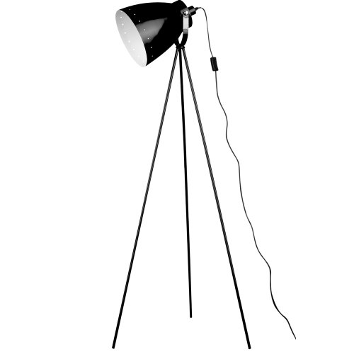 mojo stehleuchte tripod stehlampe urban industrial design lampe weiss l31 online kaufen bei. Black Bedroom Furniture Sets. Home Design Ideas