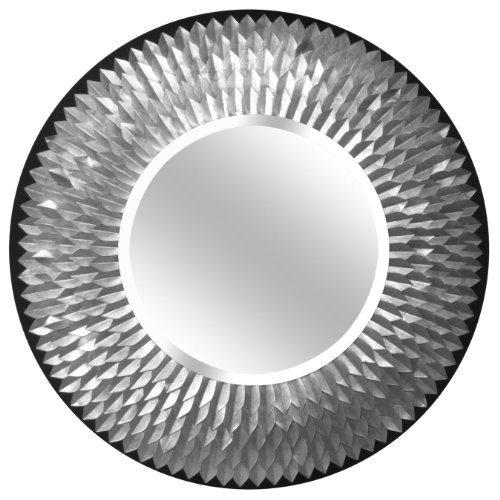 premier housewares wandspiegel petal silber online kaufen. Black Bedroom Furniture Sets. Home Design Ideas
