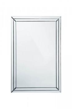 Premier-Housewares-Wandspiegel-doppelt-abgeschrgter-Rahmen-60-x-90-cm-0