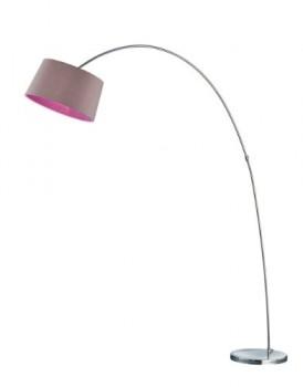 Trio-Leuchten-Bogenleuchte-in-chrom-Stoffschirm-grau-innen-purple-461200142-0