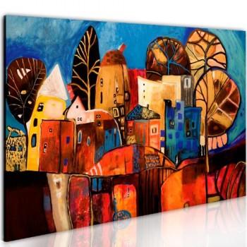 XXL-Format--Bilder-XXL-Fertig-Aufgespannt-Top-Leiwand--1-Teilig--Abstrakt--Wand-Bilder-0104-13--100x70-cm--Riesen-Bilder-Kunstruck-Wand-Bilder--0
