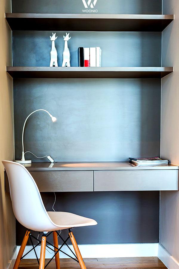 die nische eignet sich perfekt f r die ein oder andere. Black Bedroom Furniture Sets. Home Design Ideas