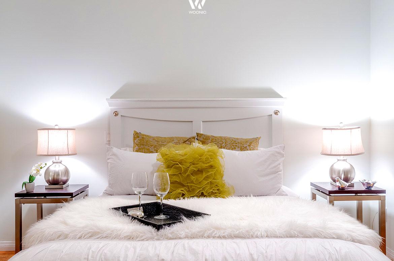 Egal Welchen Designstil Du Wählst Viele Kissen Macht Das Bett Umso