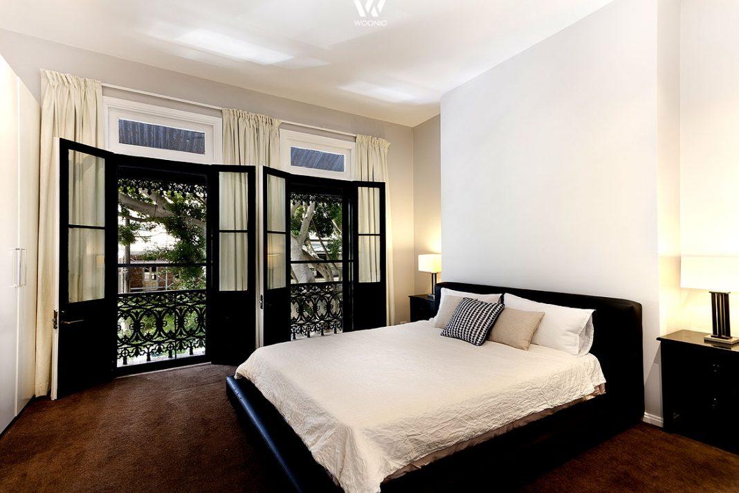 Wohnideen schlafzimmer dunkle mbel for Dunkles schlafzimmer